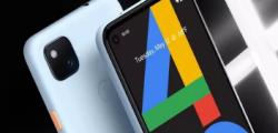 淡蓝色的谷歌Pixel 4A是真实的 您现在就可以购买