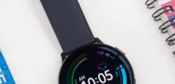 三星的Galaxy Watch Active 2只需150美元即可享受1年保修