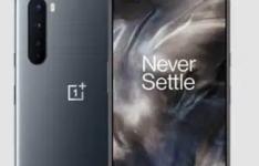 OnePlus Nord是价格低于3万的中档5G智能手机