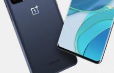 随着OnePlus 8T的到来现在是时候展望未来了将OnePlus 9推向市场