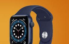 全新苹果Watch6在亚马逊上降价50美元