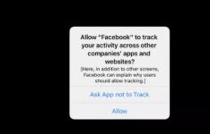 苹果辩称即将发生的隐私更改为我们的用户提供了支持