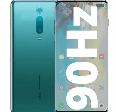 小米RedmiK30智能手机可以采用90Hz显示屏