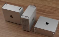 苹果在准备搭载自研M系列处理器的Mac Pro