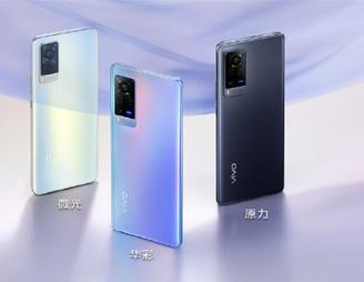vivoX60系列手机正式发布新品搭载全新的手机操作系统OriginOS