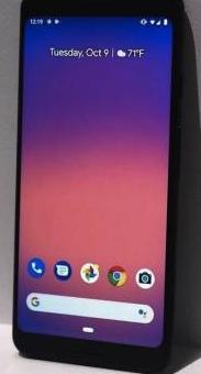 谷歌Store上翻新的谷歌Pixel3价格更低