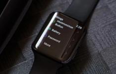 OPPO SMARTWATCH手表实时图像在线出现弯曲的显示屏倾斜