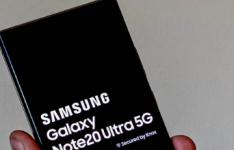 1月更新修复了三星GalaxyNote20的一个主要指纹问题