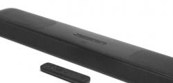 JBLBar5.0MultiBeam是一款经济实惠的3D环绕声条形音箱