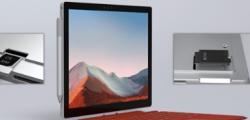 微软在CES 2021期间悄然发布了Surface Pro 7+商用版