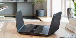 美国网件发布了旗下首款支持Wi-Fi 6E的路由器夜鹰RAXE500