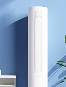 小米新3级立式空调将于明天正式发售现在支付订金100元可抵900元