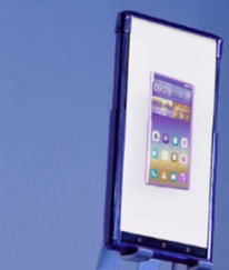 TCLCSOT在CES 2021上展示了2款新型柔性AMOLED显示器