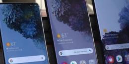 三星Galaxy S20刚获得一个UI 2.5这些手机也将获得它