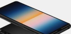 这可能是索尼Xperia10III智能手机的最终设计吗