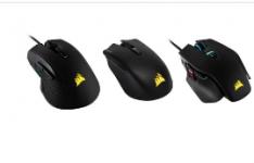 CORSAIR推出了全新的游戏鼠标阵容