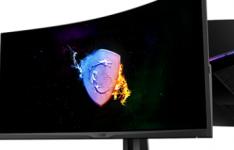 MSI新款1000R AI曲面游戏显示器售价900美元