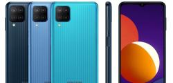 三星Galaxy M12已在越南列出三种颜色选择