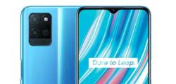 Realme V11 5G配有5,000mAh大容量电池