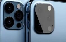 苹果iPhone12s可能具有新的后置摄像头外观无端口1TB存储和其他传闻