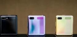 三星GalaxyZFlip3和ZFold3将于2021年7月推出