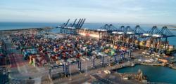 三人将在5G试验中为费利克斯托港提供私人5G网络