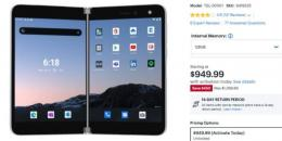 微软的Android智能手机现在可享受450美元的折扣