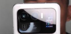 小米Mi11Ultra在动手视频中担任主角显示120倍变焦并显示辅助屏幕