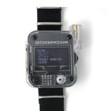 DeautherWatchV3是一款有趣的智能手表