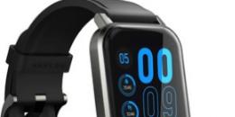 Haylou的LS02智能手表设计简单面向价格敏感的买家
