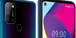 LG W41泄漏了两种颜色包括五个摄像头一个电容指纹扫描仪和比其前代更现代的设计