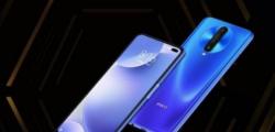 POCOX2泄漏的图像显示了Redmi手机的外观
