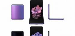 三星GalaxyZFlip将提供12W无线充电立体声扬声器