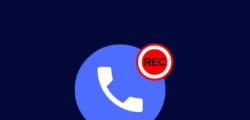 谷歌Pixel4上的谷歌Phone拨号器应用程序已准备好进行通话记录