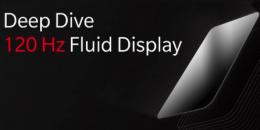 OnePlus 120Hz智能手机流体显示器详细