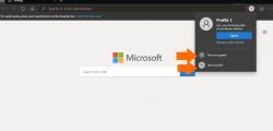 如何防止用户在微软MicrosoftEdge中添加新的配置文件