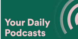Spotify推出您的每日Podcast播放列表以进行Podcast发现
