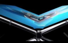 华为发布MateX2可折叠式55W充电和六个摄像头