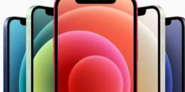 苹果在2020年第四季度自2016年以来首次超过三星