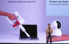 小米马来西亚推出无线吸尘器离子吹风机和2K安全摄像头价格从RM129起