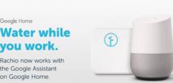谷歌助手现在可以让您本地连接洒水器检漏仪