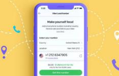 Viber现在可以让您无论身在何处都可以获取本地号码