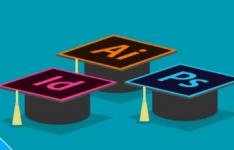 通过这三个AdobeCC应用程序学习图形设计技术