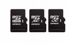 microSDExpress规格已更新以使存储卡更快