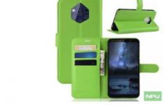 诺基亚9PureView手机外壳渲染图像显示了正面设计