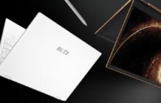 MSI正式推出了两款新笔记本电脑包括SummitE13FlipEvo