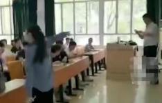 女子闯教室称遭老师迷奸警方通报是不是真的呢