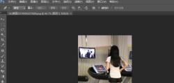 科技教程:电脑内怎么使用ps软件来改变人物身体塑性