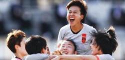 女足客场2比1韩国真的太棒了