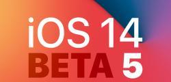 科技教程:iOS14Beta5更新了什么